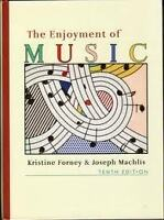 The Enjoyment of Music (history book)