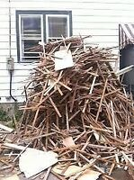 Junk & garbage remoal / clean out buildings etc