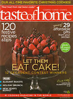 Taste of Home Magazines - 2011-2014