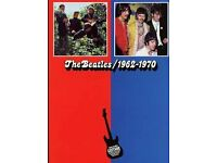 The Beatles songbook 1962-1970.