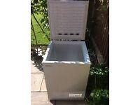 small chest freezer 100L