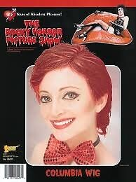 ROCKY HORROR SHOW COLUMBIA FANCY DRESS WIG GREAT FOR PARTY OR HEN DO