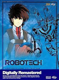 Protoculture: Robotech Collector's DVD Box Set (NEW)