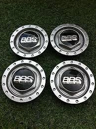 *** Set Of 4 Mk3 Vw Golf /Corrado VR6 BBS Centre Caps *** £100