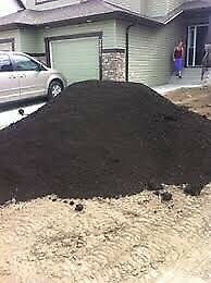 Small Load Deliveries (Mulch/Soil/Gravel)