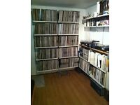 WANTED **VINYL RECORD COLLECTIONS ANY SIZE ANY GENRE, CASH WAITING