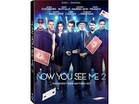 WANTED: Now You See Me 2 (DVD)