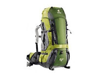 Deuter Expedition Rucksac: Aircontact 50 + 10