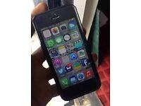 2 X IPhones - IPhone 5c & I Phone 5