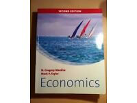 N. Gregory Mankiw: Economics second edition (2nd edition) textbook