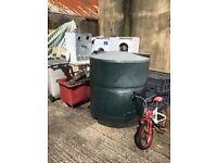 oil tank £35