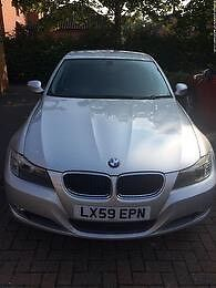 BMW 3 Series 2.0 318i SE Business Edition 4dr
