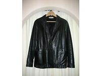 Genuine Leather ladies Jacket by AWRUST size 14