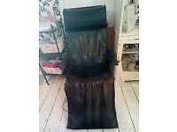 Folding Massage Chair/bed-Great for Pedicures or general relaxation!!!-£45