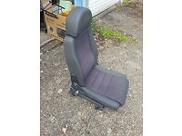 The turnout right side 4E. Disability rotating car seat. Hardly used. WAs 2k