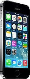 iPhone 5S 16 GB Space-Grey Rogers -- 30-day warranty, blacklist guarantee, delivered to your door