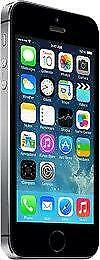 iPhone 5S 16 GB Space-Grey Unlocked -- 30-day warranty, blacklist guarantee, delivered to your door