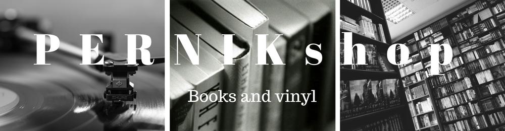 PERNIKshop Books and Records Store