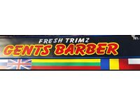 Barber wanted in barking