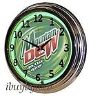 Mountain Dew Clock