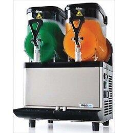 Brand New GBG Granismart 2 Slush Machine + (Free Stock worth an amazing £1400)