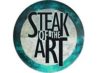 General Manager required Steak of the Art Cardiff