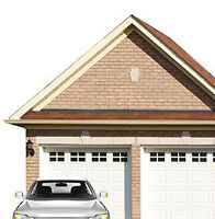 One size doesn't fit all. Custom Garages