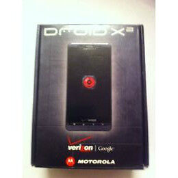 ★ New Motorola Droid X2 MB870 for Verizon 2GB Card + FREE Car Charger & More! ★