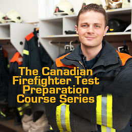 Firefighter Exam Prep (Weekend Course): CPS, OS, NFST (OFAI) Kawartha Lakes Peterborough Area image 1