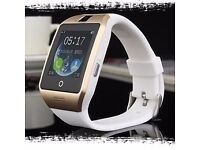 Apro Bluetooth smart watch 8gb (can be lined with your mobile