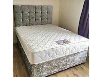 Brand New Divan Bed With Mattress 🚚 Free Delivery
