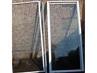 Shower Door and Side panel 900 ml