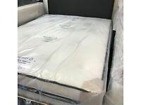 """Divan 4ft6"""" Double Size Beds Optional"""
