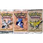 Pokemon Fossil Booster Box