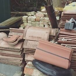 Building Materials / Bricks, ROOF TILES