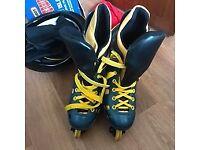 In line skates Size 7