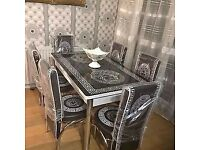 😢😢STOCK CLEARANCE SALE ON TURKISH DINING TABLE WITH QUICK DELIVERY