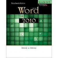 Benchmark Series Level 1 Word 2010 USED Textbook