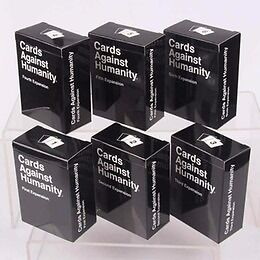 Cards Against Humanity Expansions 1 6. Package includes expansion packages 1; 2; 3; 4; 5; 6in Southside, GlasgowGumtree - Title Cards Against Humanity Expansion Packs 1 6 1 2 3 4 5 6 Price £30 or ONO Brand Unbranded EAN N/A Description Cards Against Humanity Expansions 1 6. Package includes expansion packages 1; 2; 3; 4; 5; 6. FREE Delivery in the UK. If you have any...