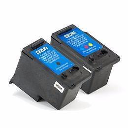 Canon PG-240 & CL-241 Compatible Ink Cartridges Set