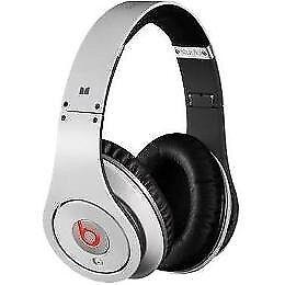 Beats Studio Wired Headphones - White