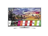 """SONY BRAVIA 43"""" 4k UHD SMART TWO SMALL MARKS ON SCREEN OTHERWISE GREAT TV FULLY WATCHABLE"""