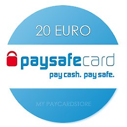 Paysafe Card 20€ EUR // Versand im Minutentakt  via Ebay-Email