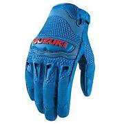 Icon Suzuki Gloves