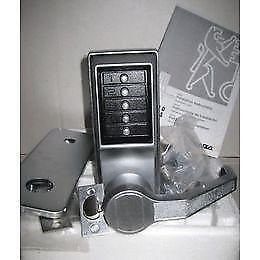 Mechanical Pushbutton Lock Ebay