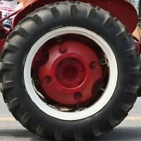Looking for used 13.6/28 tractor tires