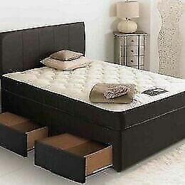 Warehouse Sale on New Divan Beds For Sale All Sizes Available Single Double King