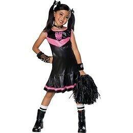 Bratz Drama Queen Bratty Bad Girl Cheerleader Halloween Costume   eBay