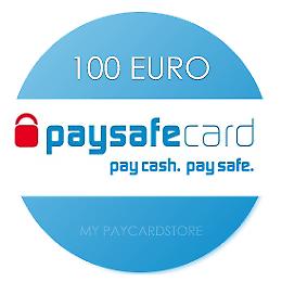 Paysafe Card 100€ EUR // Digitaler Code/Key // Lieferung via Ebay-Email