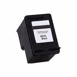 HP 65XL (N9K04AN) Remanufactured Black Ink Cartridge (High Yield)